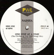 NAISHA  - Title: One Step At A Time (Clivilles & Cole Rmx)  - Uk 1989 PWLT 40