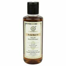 Khadi Natural Hair Oil 210ml