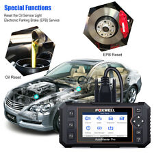 Foxwell OBD2 Scanner Full System Diagnostic Tool Oil EPB Reset Code Reader 2020