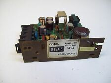 COSEL K15A-5 POWER SUPPLY - USED - FREE SHIPPING