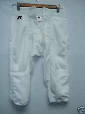 Mens Football Pants Practice Slotted White Small NWOT