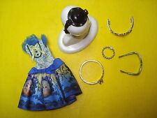 Monster High & Ever After High Doll Clothes & Acc Lot CLEO DE NILE Headdress etc