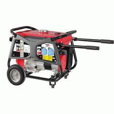 Generatore di corrente 5 KW monofase Valex EX 5500 carrellato - motore benzina