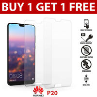 For Huawei P20 Pro Premium Protection Tempered Glass Screen Protector