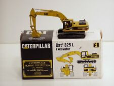 Caterpillar 325L Excavator - 1/87 - Brass - CCM