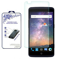 For ZTE Axon Pro Premium Ballistic HD Tempered Glass Screen Protector