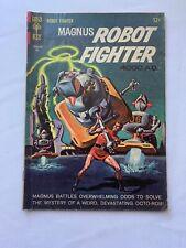 MAGNUS ROBOT FIGHTER #10  Gold Key Comics 1965
