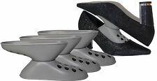 Shoe Stacker Space Saver Organizer, 4 Pair Petite Shoe Stack Holder Size 2-6