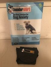 """Thunder Shirt: The best Solution For Anxiety: Gray (Size: 2XS/9""""-13.5""""/-12#) NIP"""