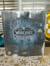 PC Game World Of Warcraft Wrath Of The Lich King Collector's Edition