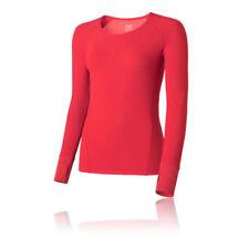 Maglie e camicie da donna bluse rossi casual