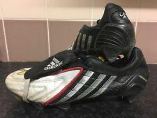 Adidas predator powerswerve Chaussures de football homme UK 9.5 Pro Cuir Noir SG