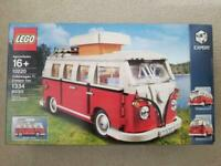 Lego   10220   Volkswagen T1 Camper Van   Creator Expert   New   Free Shipping