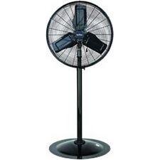 Garrison 2477840 3-Speed Industrial Oscillating Pedestal Fan, 24 In., 7,700 Cfm