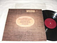 "Stokowski & Orch ""Schonberg:Transfigured Night,+"" 1950's LP, Nice VG++!, LM-1739"