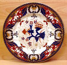 "Chamberlain & Co. Worcester ""Imari"" Pattern Cabinet Plate C.1811-40."