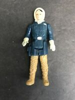 STAR WARS 1980  Hong Kong HOTH HAN SOLO ACTION FIGURE TOY