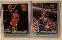 1992-93 fleer ultra series 2 complete set Shaquille o'neal rookie