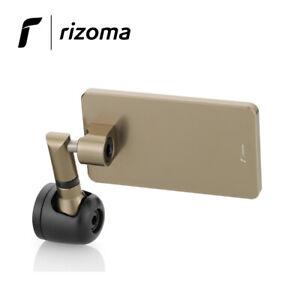 Rétroviseur Dx / SX [RIZOMA] Quantum End - Pour Moto / Bronze 21 - BS211Z