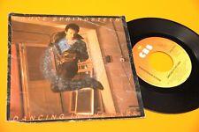 "BRUCE SPRINGSTEEN 7"" DANCING IN THE DARK ORIGINALE OLANDA 1984"