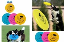 Dog/Puppy Frisbee Toy with 'Have a good Time'