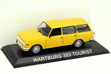 Wartburg 353 Pick-up 1:43 DIECAST MODELL AUTO CAR USSR DeAGOSTINI P50