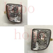 2Pcs For Toyota RAV4 2001-2003 Auto Left Right Fog Light Cover Lamp Trim NObulbs