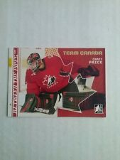 2006-07 Between The Pipes #121 Carey Price