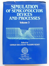 Simulation Of Semiconductor Devices And Processes, V.3, 1988, Uni. Bologna