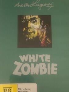 White Zombie  Bela Lugosi, Madge Bellamy DVD Like New