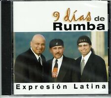 9 Dias de Rumba  Latin Expresion    BRAND  NEW SEALED  CD