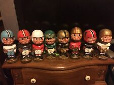 Vintage 1967 Nfl bobble heads