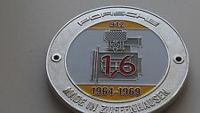 Porsche 912 901 grill badge 1.6 vintage emblem badge swb badge vintage