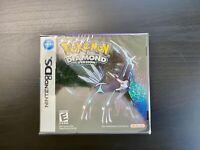 Pokemon Diamond Version Nintendo DS Brand New Sealed in Box USA Shipping