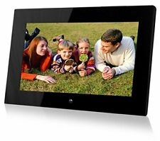 Sungale 14-Inch Digital Photo Frame,16:9 Hi-Resolution, Remote Control PF1501
