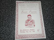 More details for northampton town  v  comb league xi 1949/50 ~ coventry ~ leicester notts ~ stoke