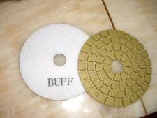 "30 X 4"" Waxing Finishing Buffing Pad for granite marble stone mirror like polish"