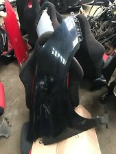 Honda Civic Type R Ep3 Ep2 Facelift Black Wing 04-06 Driver Side