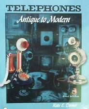 BOOK/LIVRE/BOEK/BUCH : TELEPHONE/TELEFOON/TELEFON (ANTIQUE/ANTIEK/VINTAGE/OLD)