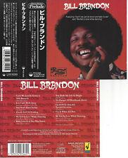 SOUL Bill Brandon s/t CD 1977 Japan edition bonus tracks RARE!!!