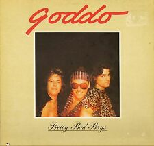 GODDO pretty bad boys LAT 1120 canadian attic 1981 LP PS EX/VG+ deletion