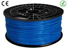 FILAMENT - FIL  imprimante 3D ABS 1.75mm BLEU FONCE 1Kg  CE-ROHS  FAB175BLU