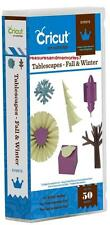 Cricut TABLESCAPES - FALL & WINTER Cartridge NEW & SEALED IN PACKAGE