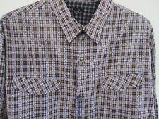 """Paul Smith PS Shirt Size M Pit to Pit 22"""" CLASSIC FIT CHECK"""