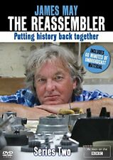 James May - The Reassembler - Series Two (BBC) (DVD)