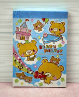 Q-lia My Little Meow Kawaii Large Memo Pad Japan Stationery Scented