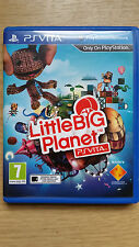 Little Big Planet - Playstation PS Vita Game - Very Good Condition
