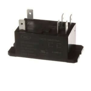 Groen 119814 Cutout Relay for Compatible Groen Cooking Equipment, 24V