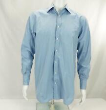 Thomas Pink London Classic Fit Dress Shirt Button Down Blue Men's Size 15