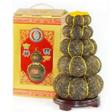 1000g Yunnan Pu-erh Tea Gift Craft Pu Er Tea Gourd Decoration Puer Raw Puerh Tea